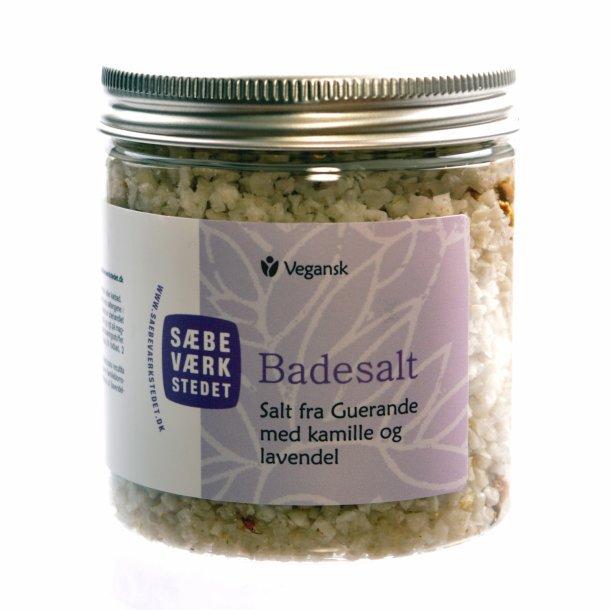 Kamille & Lavendel badesalt